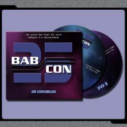 BabCon 25 (2018) Doppel-DVD